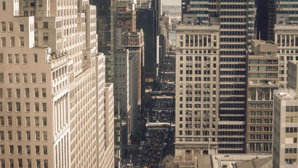 City-03 Camera Projection