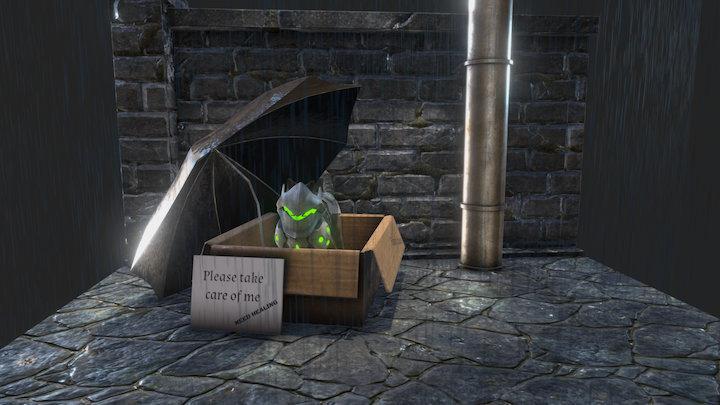 Darkminaz genji cat in the rai 1 01aa8167 56r8